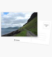 Island road Postcards