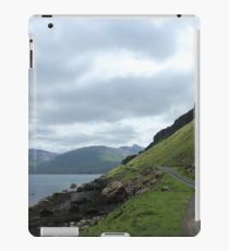Island road iPad Case/Skin