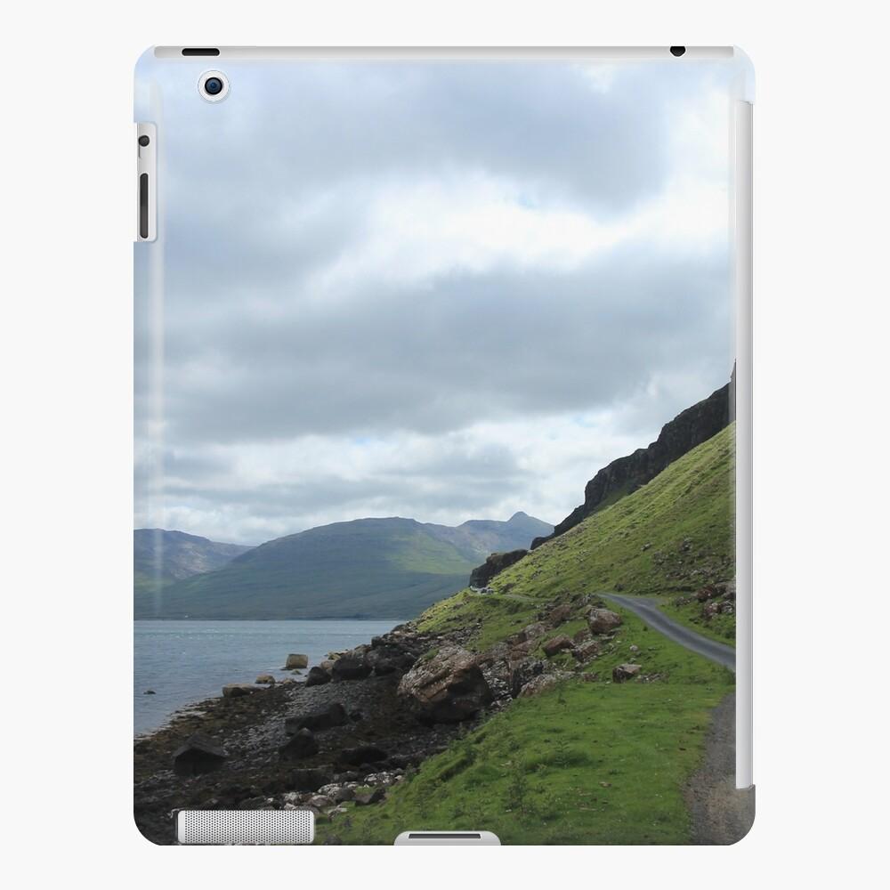 Island road iPad Case & Skin