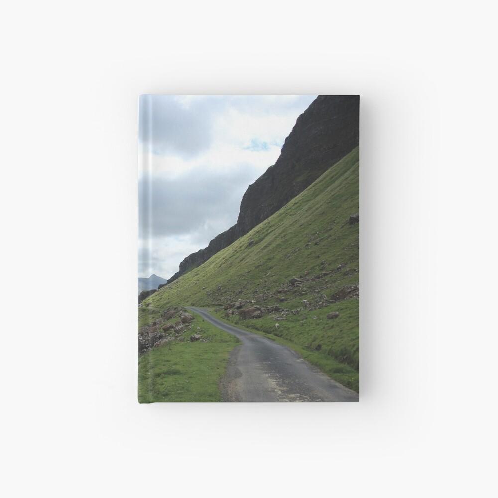 Island road Hardcover Journal