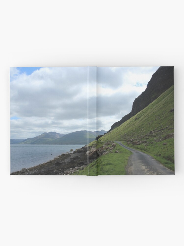 Alternate view of Island road Hardcover Journal