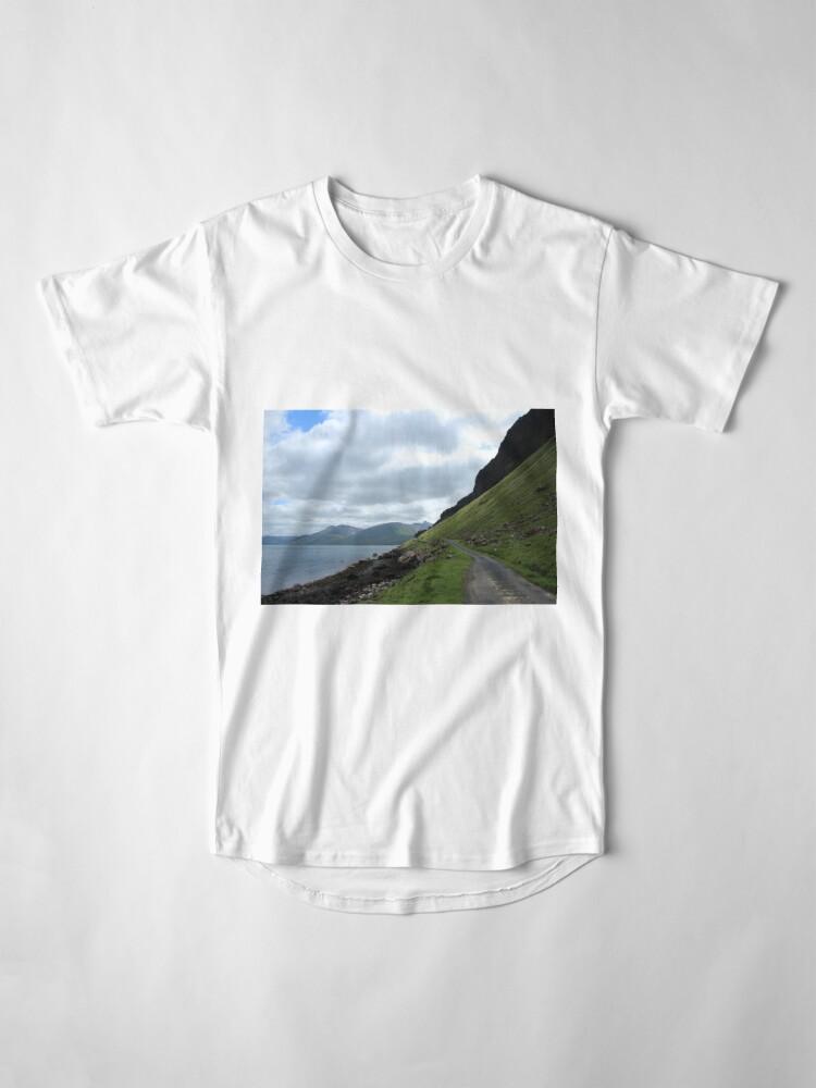 Alternate view of Island road Long T-Shirt