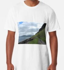 Island road Long T-Shirt