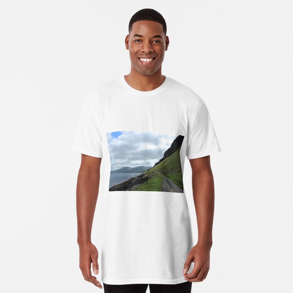 Island road Long T-Shirt