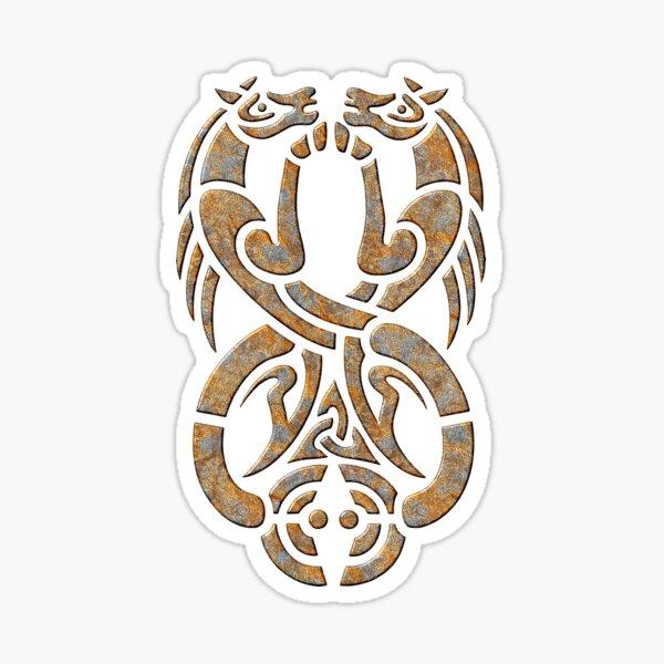 Celtic Horse Sticker