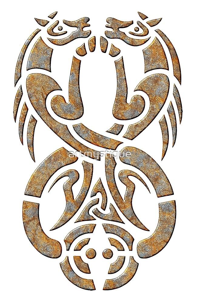 Celtic Horse by artmystique