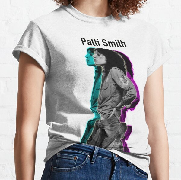 Patti Smith T-shirt classique