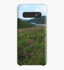 Field of foxgloves II Case/Skin for Samsung Galaxy
