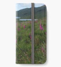 Field of foxgloves II iPhone Wallet/Case/Skin