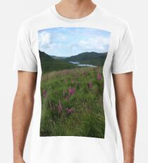 Field of foxgloves II Premium T-Shirt