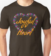 Joyful heart-hands beautiful print Unisex T-Shirt