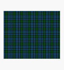 Campbell, The 42nd Military Tartan  Photographic Print
