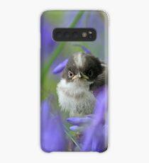 Bird in the blue Case/Skin for Samsung Galaxy