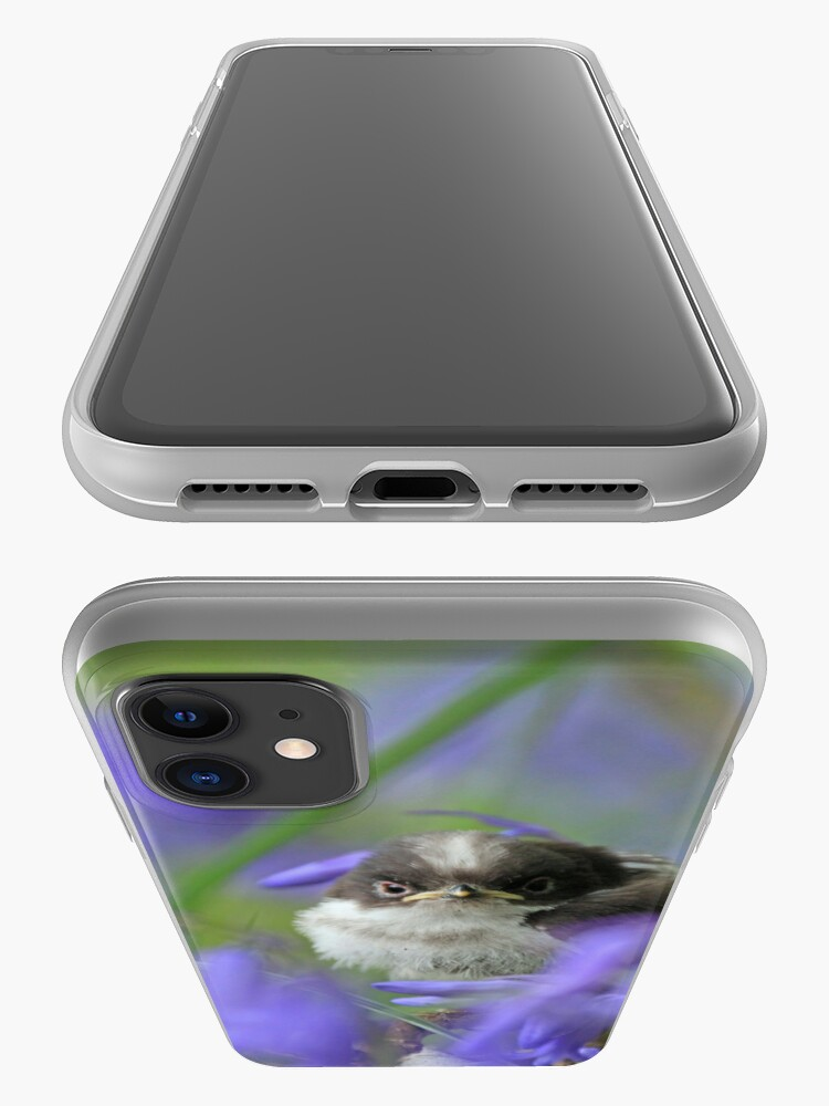 Alternate view of Bird in the blue iPhone Case & Cover