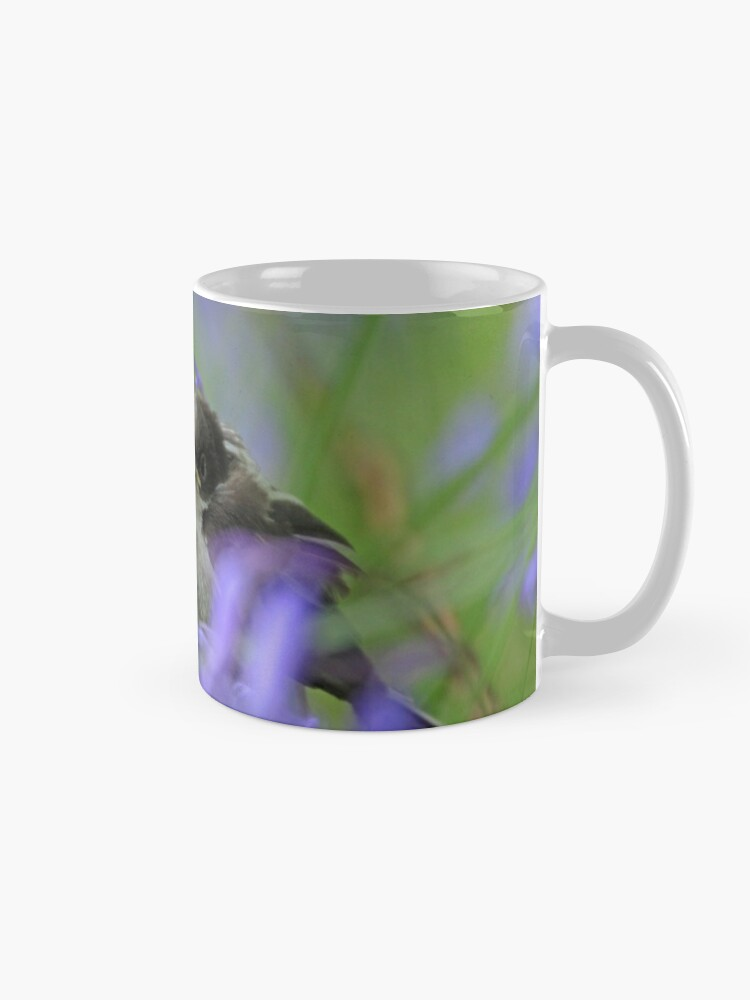 Alternate view of Bird in the blue Mug