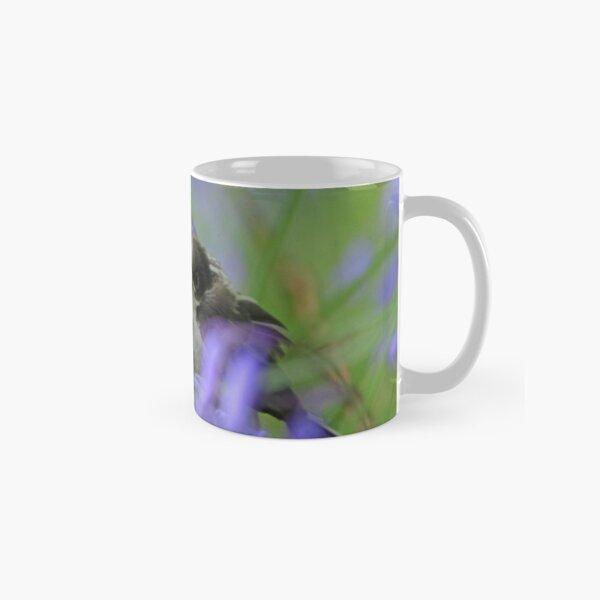 Bird in the blue Classic Mug