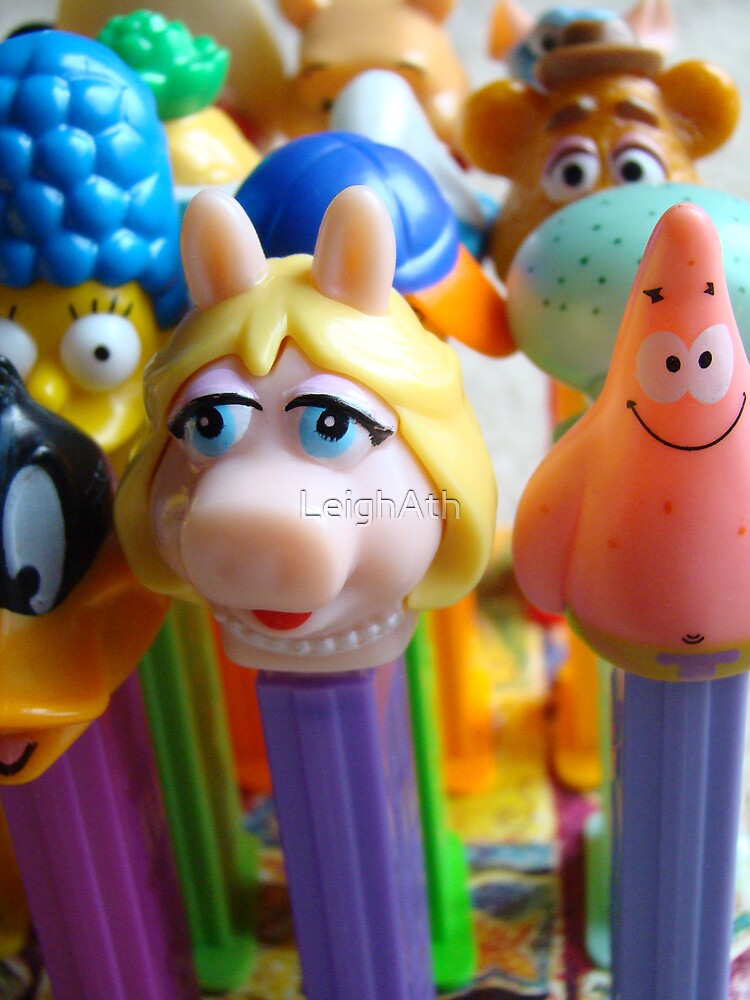 Oh When The Pez Come Marching In... by LeighAth