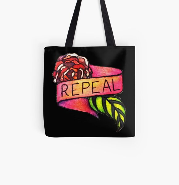 BANNER FOR REPEAL All Over Print Tote Bag