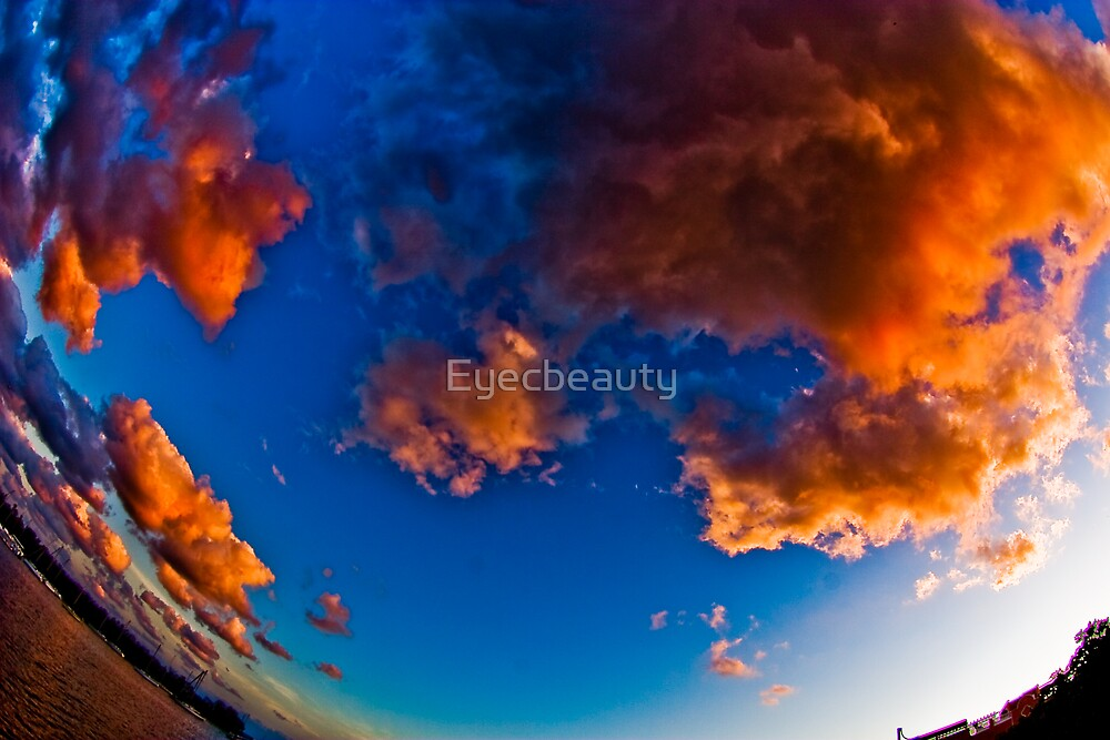 The Sky we know... by Eyecbeauty
