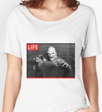creature lagoon Women's Relaxed Fit T-Shirt