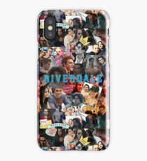 Riverdale Collage iPhone Case/Skin