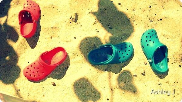 crocs by Ashley J