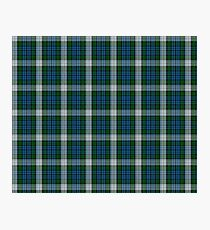 Campbell, The 42nd Dress Military Tartan  Photographic Print