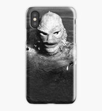 creature lagoon  iPhone Case/Skin