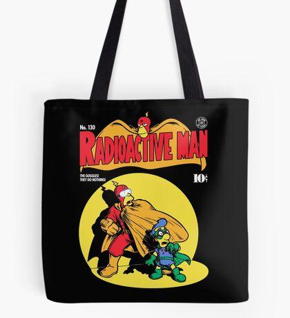 Radioactive Man No. 9 Tote Bag