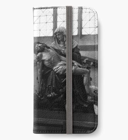 Pieta iPhone Wallet