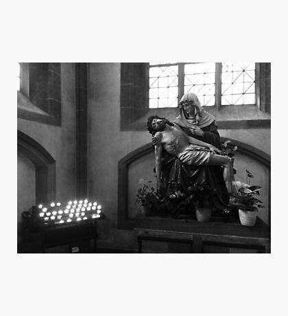 Pieta Photographic Print