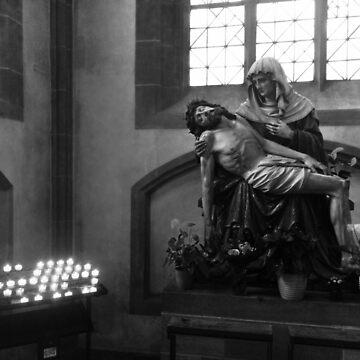 Pieta by dymock