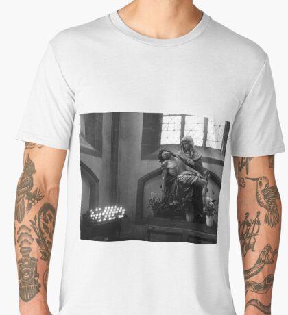 Pieta Men's Premium T-Shirt