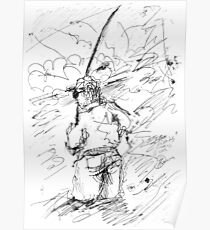 FLY FISHING(C2012)(BW) Poster