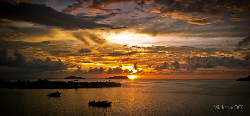 How's the Serenity in Borneo by Mickstar001