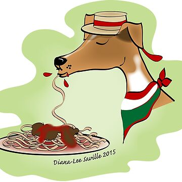Italian Greyhound by Khanagirl