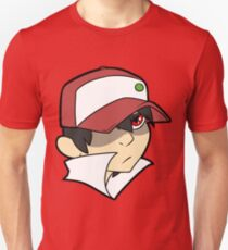 Trainer Red Bust Unisex T-Shirt