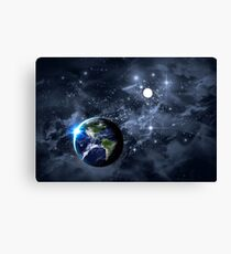 Universe Starscape Canvas Print