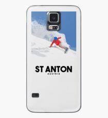 ST ANTON - Austria Case/Skin for Samsung Galaxy