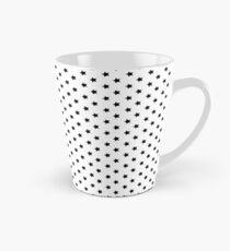 Black stars Tall Mug