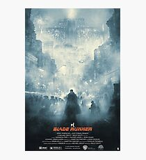 Blade Runner  Photographic Print