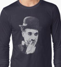 Chaplin white Long Sleeve T-Shirt
