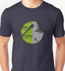 Endor Planet Pixel T-Shirt