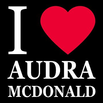 I love Audra McDonald 2 by elisc