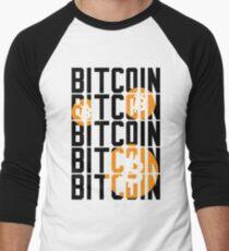 Bitcoin Official Shirt Men's Baseball ¾ T-Shirt