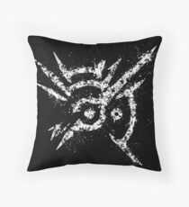 Dishonored - Outsider Mark Throw Pillow