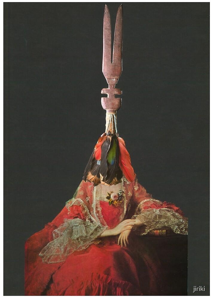 Feather head by jiriki