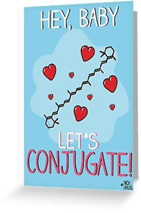 Let's conjugate! by Nick Uhlig