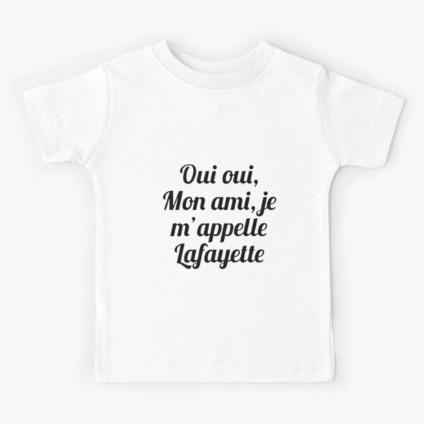 Hamilton Kids T-Shirt