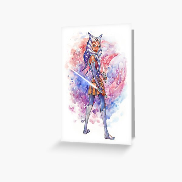 SWR Fulcrum Greeting Card